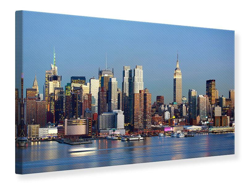 XXL Leinwandbild Skyline Midtown Manhattan
